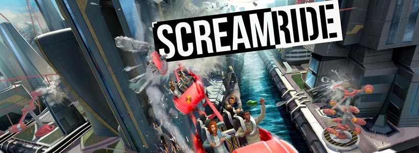 Review: Screamride (Xbox One)