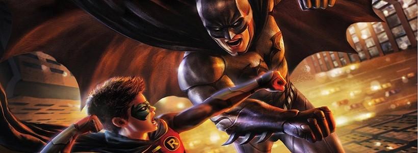 Review: Batman vs. Robin, de WB Animation