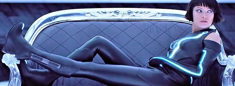 Olivia Wilde volverá a ser Quorra en Tron 3