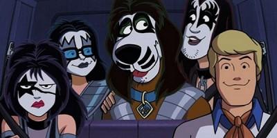 ¡Película de Kiss junto a Scooby-Doo!