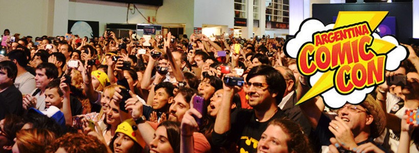 Review: Argentina Comic Con 2015