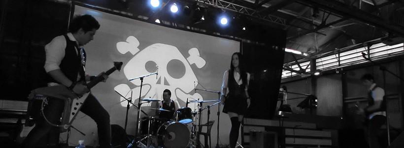 La banda J-Skull distribuye su compilado Demos 2012-2015 de manera gratuita