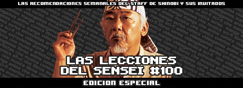 Las Lecciones del Sensei #100: Hoy recomienda Shinobi
