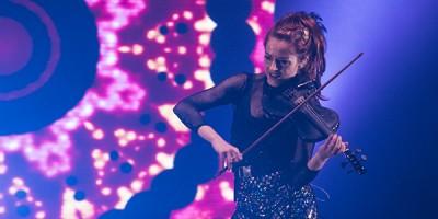 Lindsey Stirling sigue agregando funciones en Buenos Aires