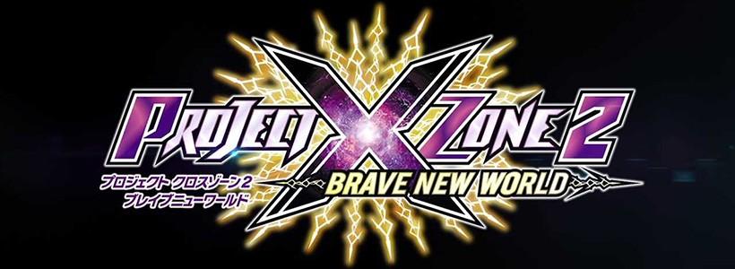 Project X Zone 2: Brave New World, el nuevo crossover para la Nintendo 3DS
