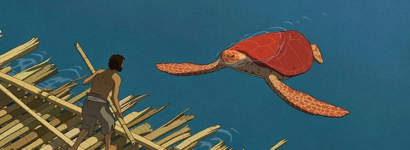 The Red Turtle, film francés coproducido por Ghibli