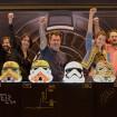 Artistas locales festejaron el Día Mundial de Star Wars en el Abasto de Buenos Aires
