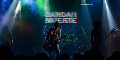 Review: Club de la Muerte en The Roxy Live (13-05-2015)