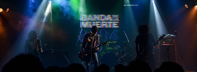 Review: Club de la Muerte en The Roxy Live (13-05-2015)