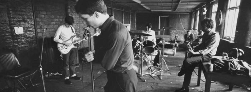 Se reedita en vinilo la discografía de Joy Division