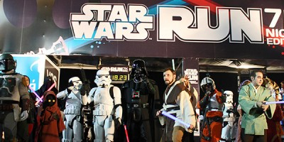 Review: Star Wars Run en el Hipódromo de Palermo (08-05-2015)