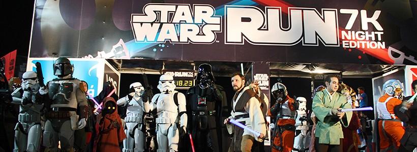 Review: Star Wars Run en el Hipódromo de Palermo (08-05-2015)