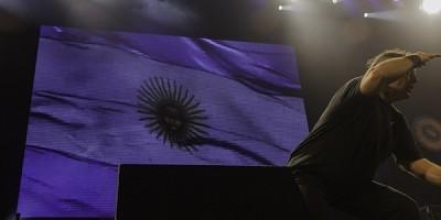 Review: Almafuerte en el Estadio Malvinas Argentinas (20-06-2015)