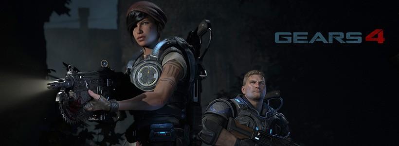 [E3 2015] Gears of War, el regreso de la saga