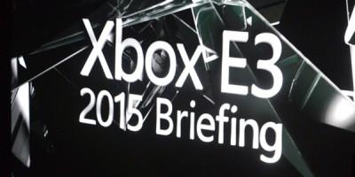 [E3 2015] Resumen de la conferencia de Microsoft Xbox One