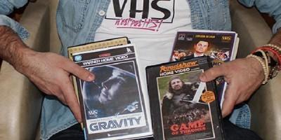 Stan VHS: Intervención artística al «estilo retro»