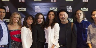 SDCC2015: Fear the Walking Dead tiene fecha de estreno mundial