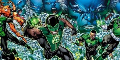 SDCC2015: Green Lantern Corps ya tiene fecha de estreno
