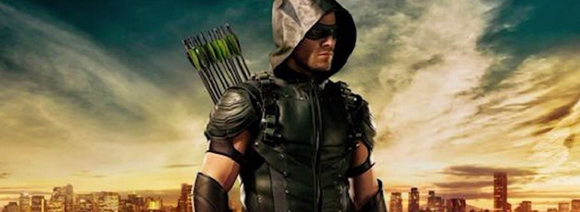 Stephen Amell y el posible crossover de Arrow y Constantine