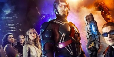SDCC2015: Legends of Tomorrow, el spin-off de Arrow y The Flash