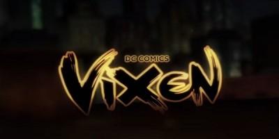 SDCC2015: anuncio de la serie de Vixen