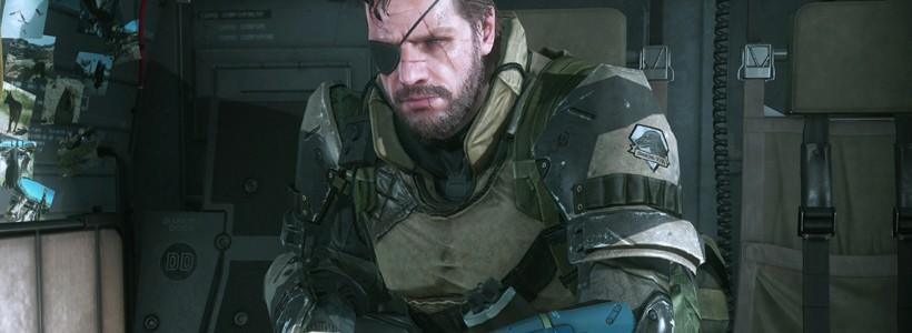 Nuevos videos de Metal Gear Solid V: The Phantom Pain