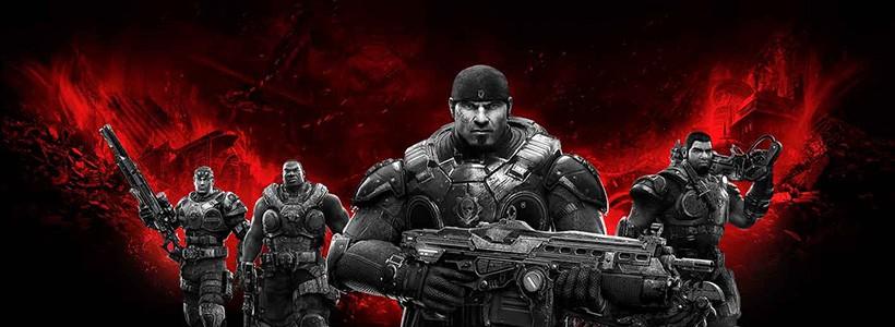 Gears of War: Ultimate Edition llega con toda la saga a Xbox One