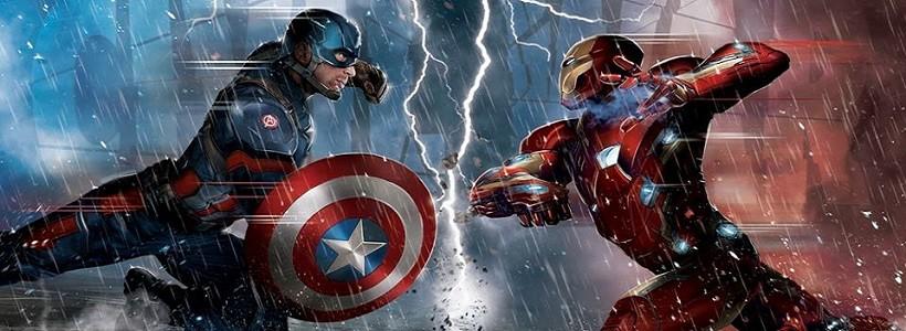 Captain America: Civil War, se definen los equipos