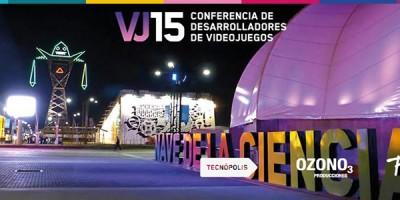 Staff de Minecraft llega a las conferencias VJ15 del espacio Personal