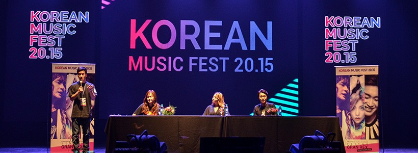 Review: Korean Music Fest en Teatro Gran Rex (19-09-2015)