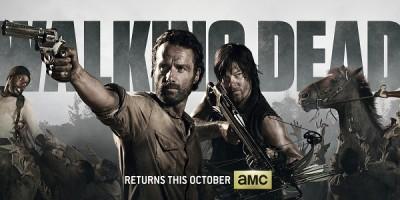 The Walking Dead: episodio especial ¡en un avión!