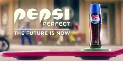 Pepsi lanza una edición limitada de Volver al Futuro