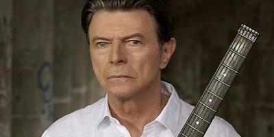 David Bowie graba canción para serie de televisión