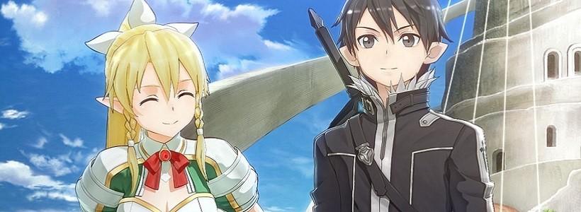 Sword Art Online: Lost Song de la mano de Bandai Namco
