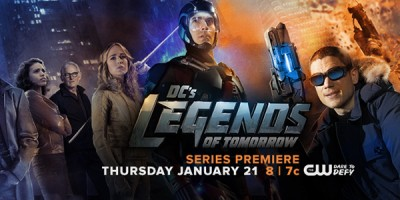 Fecha de estreno y trailer de DC's Legends of Tomorrow