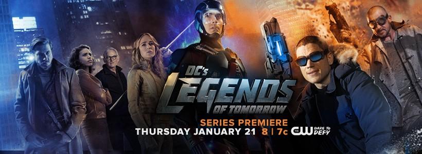 Fecha de estreno y trailer de DC's Legends of Tomorrow