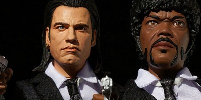 Beeline Creative y sus figuras de Pulp Fiction