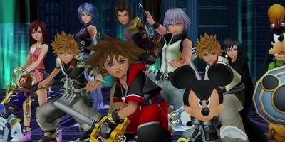 Kingdom Hearts 2.8 y Kingdom Hearts 3, lo nuevo para 2016
