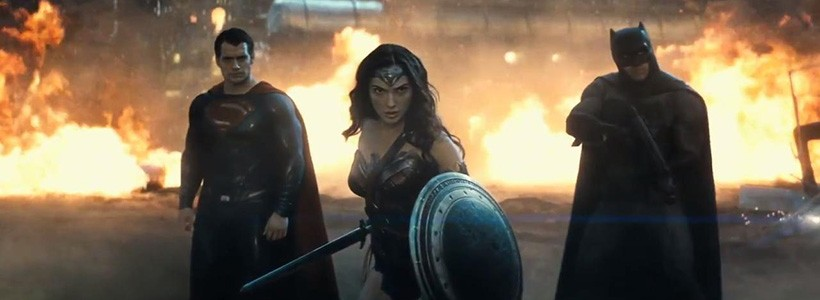 Tercer trailer de Batman v Superman: Dawn of Justice