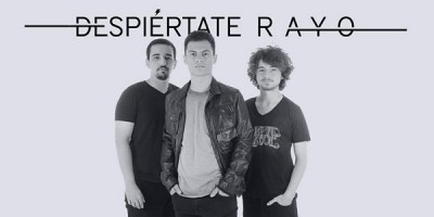 Entrevista exclusiva con Despiértate Rayo: «Despiértate Rayo es despertar sensaciones en todos tal cómo nos pasa a nosotros al hacer música»