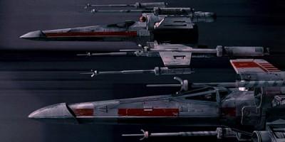 Star Wars: Un X-Wing en Abasto Shopping y último teaser