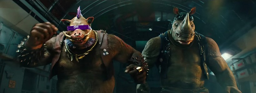 Primer tráiler de Teenage Mutant Ninja Turtles 2