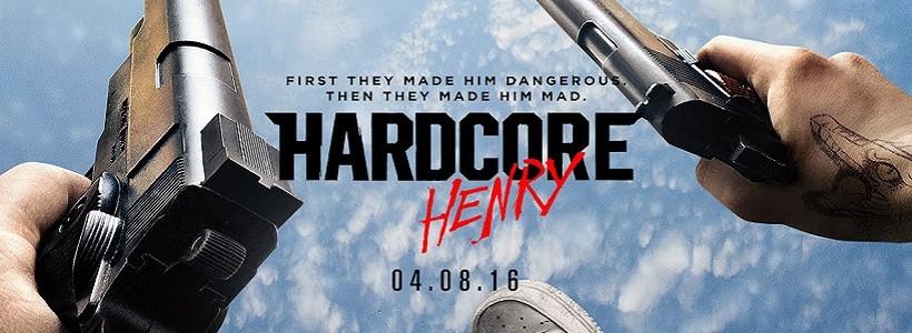 Hardcore Henry, una película de acción en primera persona