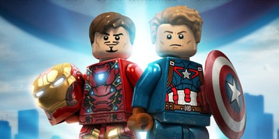 LEGO Avengers: Civil War DLC gratuito para Playstation