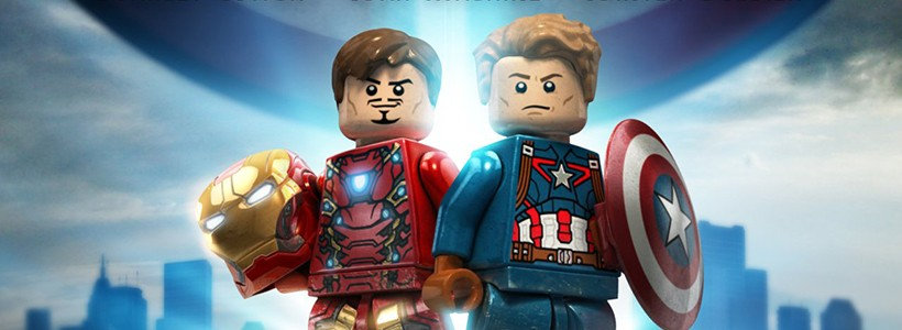LEGO Avengers: Civil War DLC gratuito para Playstation