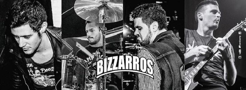 Los Bizzarros presentan Corrosivo, su nuevo disco
