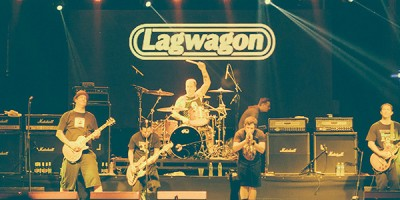 Review: We are one Tour – Lagwagon + Belvedere + Mute en Groove (02-03-2016)
