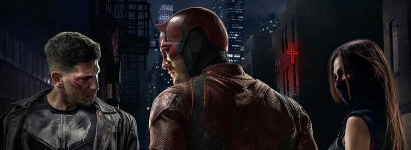 Daredevil Temporada 2: Punisher y Elektra muestran sus trajes