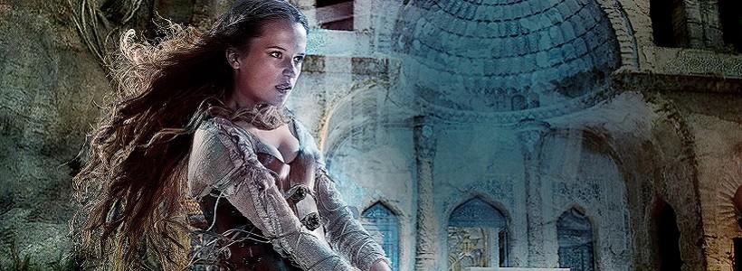 Alicia Vikander será la nueva Lara Croft en el reboot de Tomb Raider