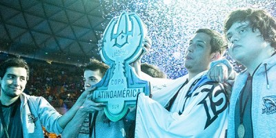 Los argentinos Isurus Gaming son los campeones de la Copa Latinoamérica Sur de League of Legends